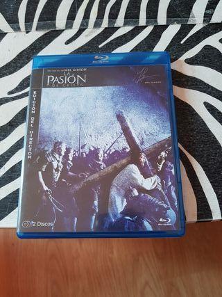 la pasion de cristo, en blu-ray y DVD DESCATALOGAD