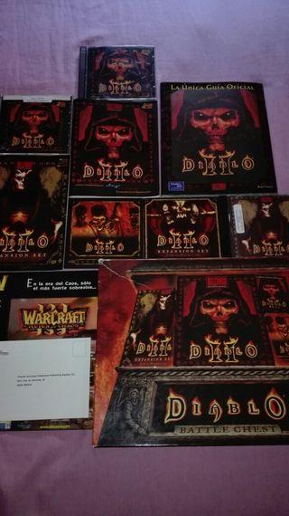 DIABLO II WARCHEST EDITION