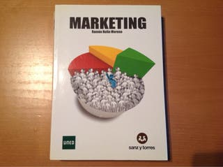 Marketing. UNED. Libro
