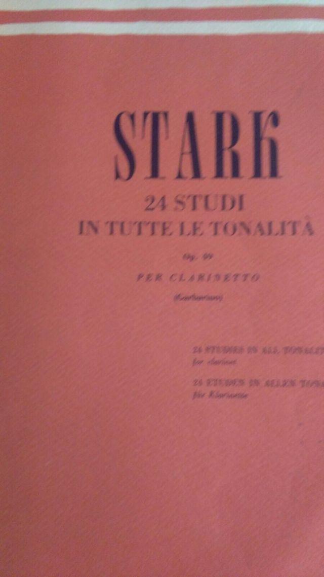 Libro clarinete