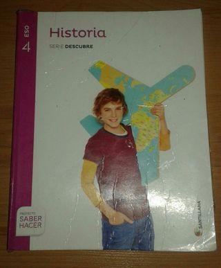 libro texto 4°ESO