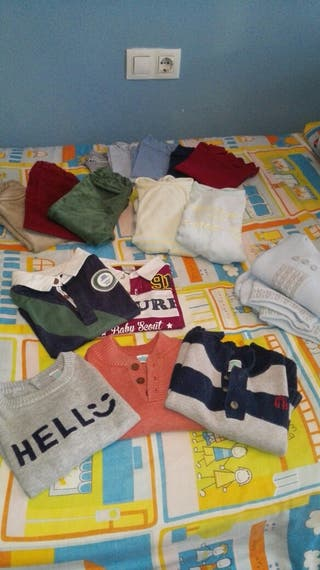 Lote ropa niño/bebé