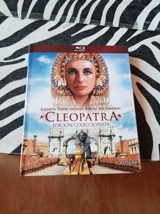 cleopatra edicion coleccionista blu-ray