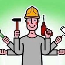 arreglos del hogar, pintura y limpieza ventanas.
