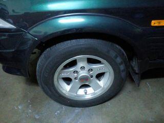 sangyong coche