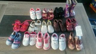 Zapatos bebé, niño y niña. Tallas 18 19 20 21 22