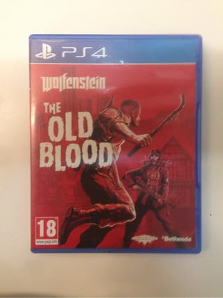 Wolfenstein; the old blood