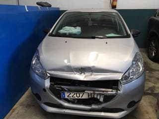 Peugeot 208 año 2013