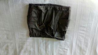 Minifalda pull & bear