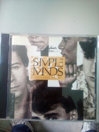 SIMPLE Minds ( once upon a time ) 1985
