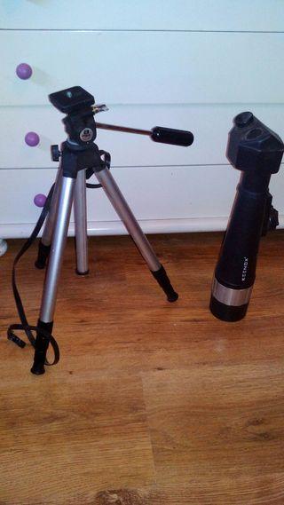 Telescopio pequeño