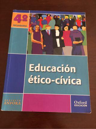 Libro Ética 4* ESO