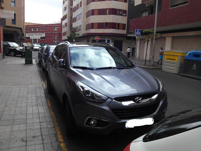 Hyundai Ix35 2014 TECHO ABATIBLE