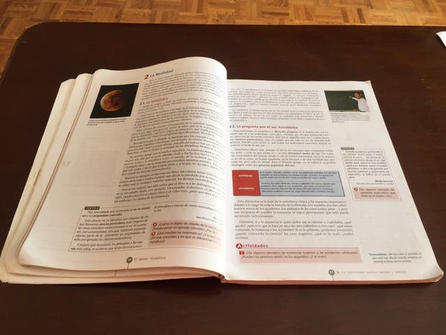 Libro Filosofía 1* bachillerato