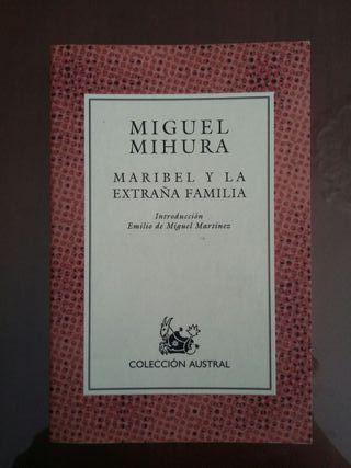 Libro Maribel y la extraña familia