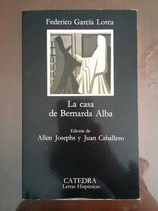 Libro La casa de Bernalda Alba