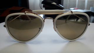 Rayban gafas de sol blancas
