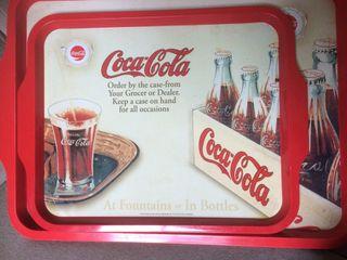 Bandeja Coca-cola vintage
