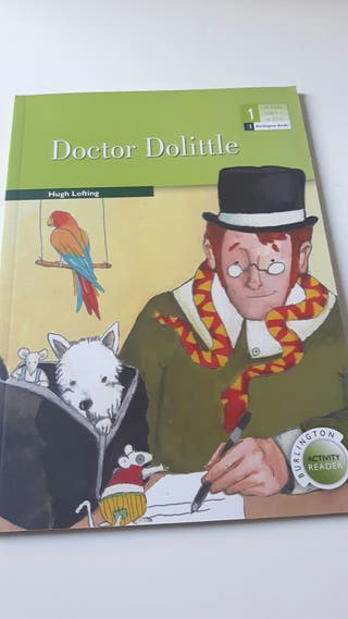 Libro Doctor Dolittle