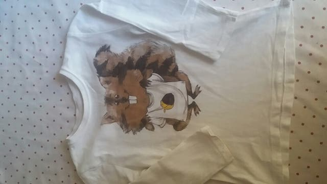 camisa manga larga 94cm
