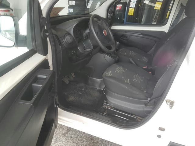 Fiat Fiorino 2012