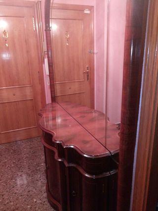 mueble recibidor de segunda mano por 120 en valencia