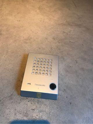 Interfono Panasonic