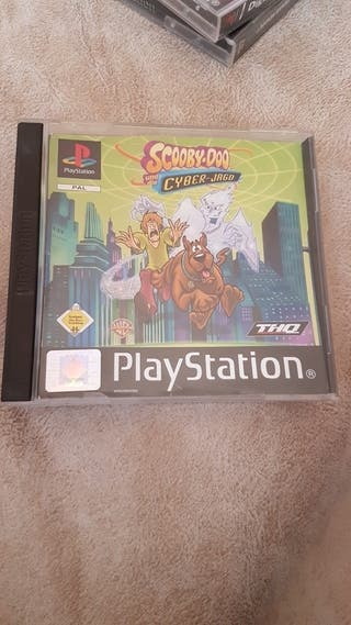 Scooby Doo cyber jago ps2