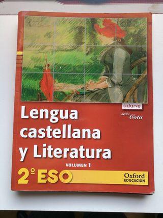 Libro de Lengua Castellana Editorial Oxford