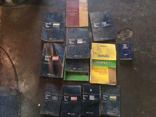 Manuales de despiece i referencias clasicos