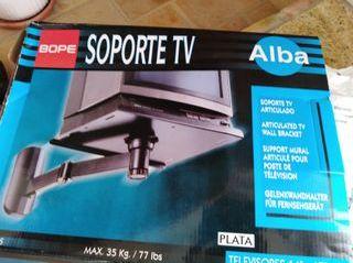 soporte pared tv
