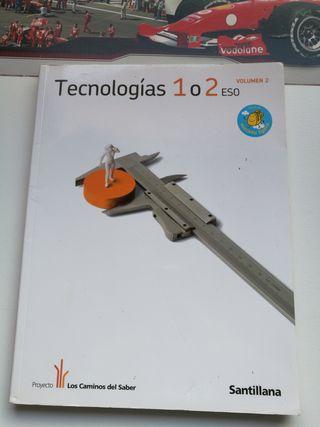 Tecnologias 1 o 2 ESO