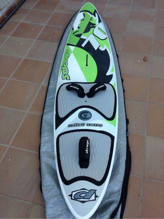 Tabla windsurf olas 70l