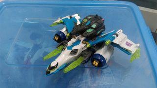Transformers Galvatron Energon