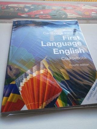 First language English Coursebook