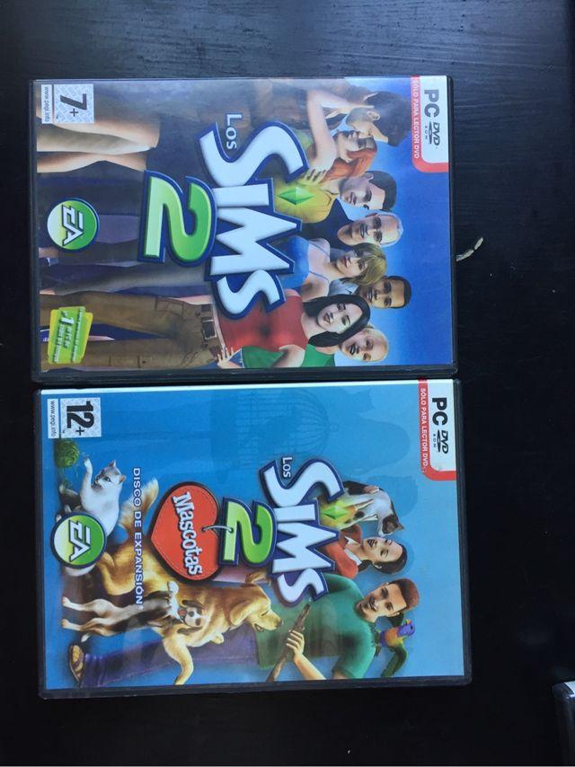 Los Sims 2 y Mascotas PC