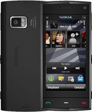 Nokia x6 + funda silicona nuevo
