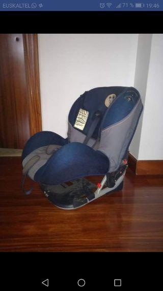 silla coche del grupo 0 al 3