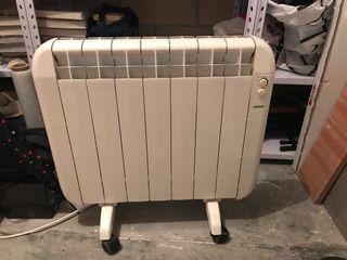 Emisor termico de bajo consumo