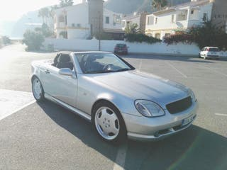 Mercedes-benz Slk 2.3 197cv