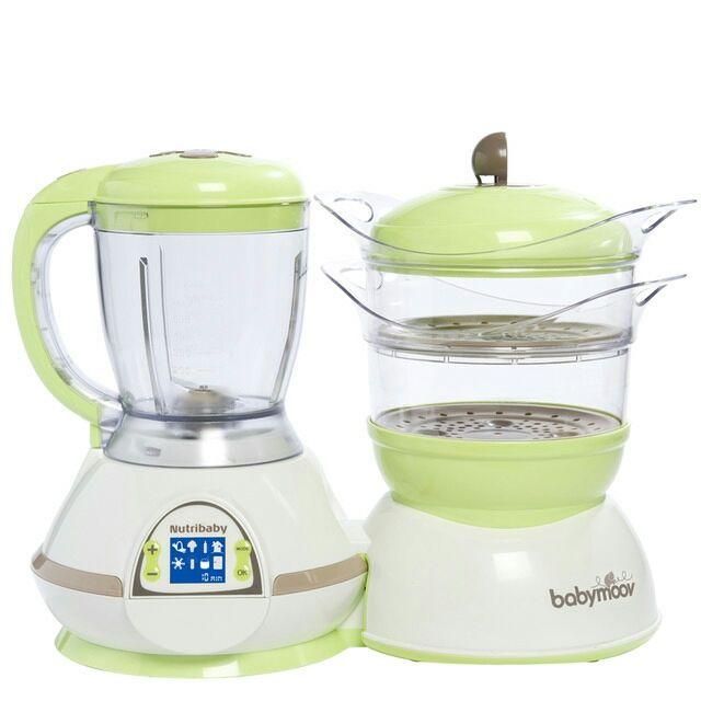 Robot cocina infantil Nutribaby