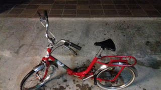 bicicleta bh infantil de las primeras