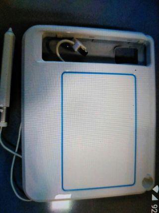 pizarra udraw Game tablet para Wii con dos juegos