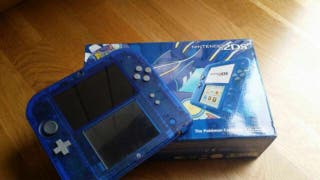 Nintendo 2ds Pokemon Zafiro