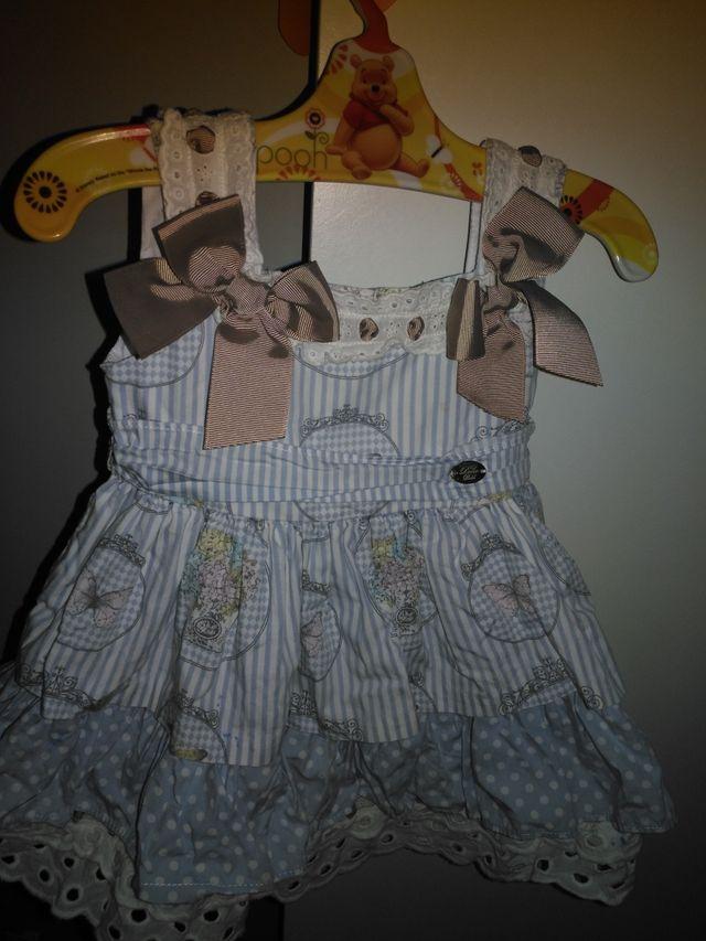 vestido dolce petit talla 2