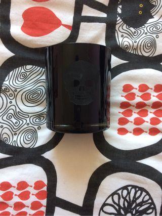 Vaso negro de Zara Home