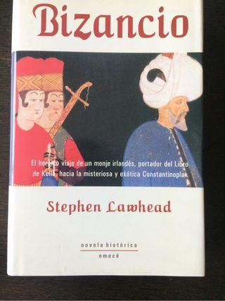 Libro de Stephen Lawhead