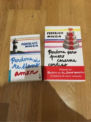 Novelas Federico moccia