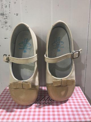 Zapatos de charol
