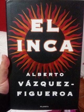 El Inca. Alberto Vazquez Figueroa